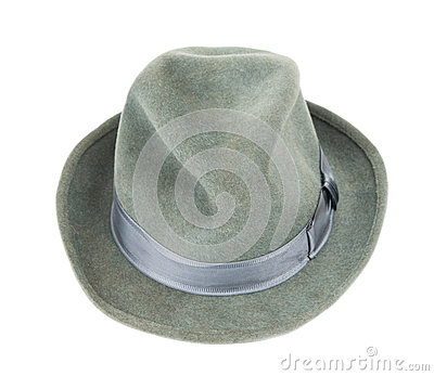 Men s hat isolated
