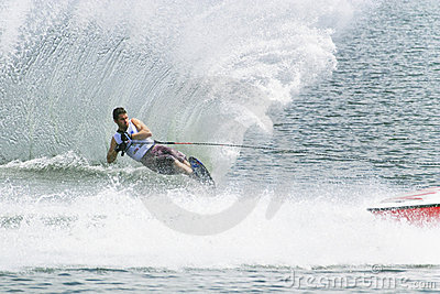 Men s Slalom Action - Jean Baptiste Faisy Editorial Image