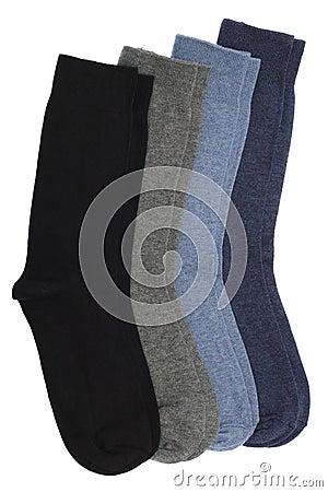 Free Men S Socks Royalty Free Stock Photos - 5062138