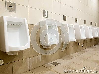 Men s toilet
