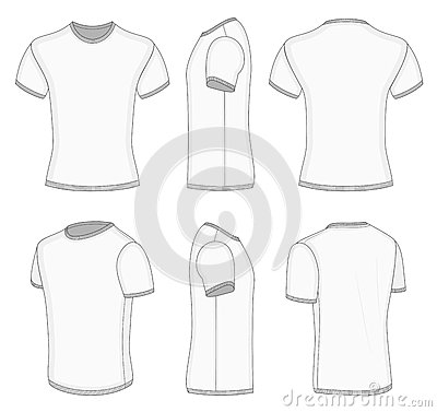 Royalty Free Stock Image Men S White Short Sleeve T Shirt Image38280756 on credit payment templates free