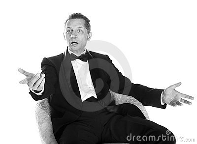 Men In Tuxedos Royalty Free Stock Photo - Image: 17457325