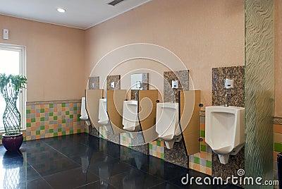 Men washroom