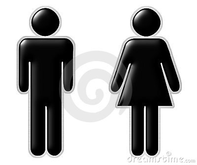 Men & Women Stock Images - Image: 1661524