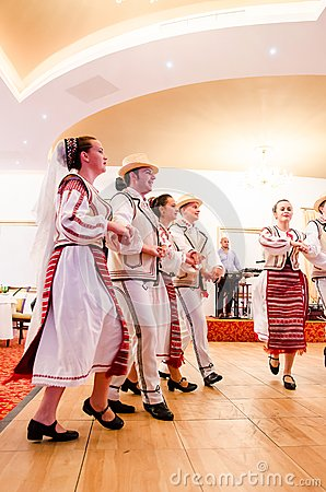 Romanian Women Dancers 80