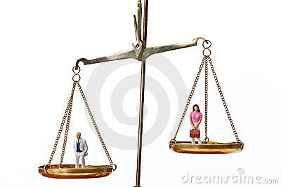 essay on men and women equality