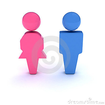 Men and Women symbol