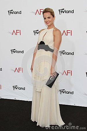 Mena Suvari at the AFI Life Achievement Award Honoring Shirley MacLaine, Sony Pictures Studios, Culver City, CA 06-07-12 Editorial Photo