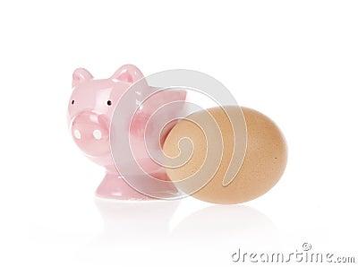Menchii filiżanki Easter jajka świni menchie