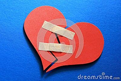 Mend a broken heart