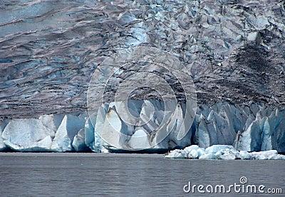 Mendenhall Glacier Arches in Alaska