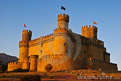城堡mendoza
