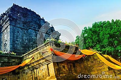 Mendut Temple, Magelang