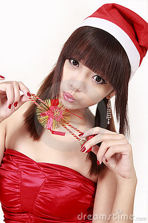 Menina do Natal