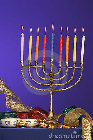 Menorah series fully lite