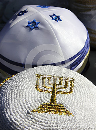 Menorah - a symbol of Hanukkah