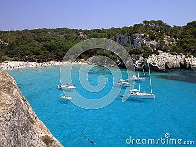 Menorca Beach - Macarella