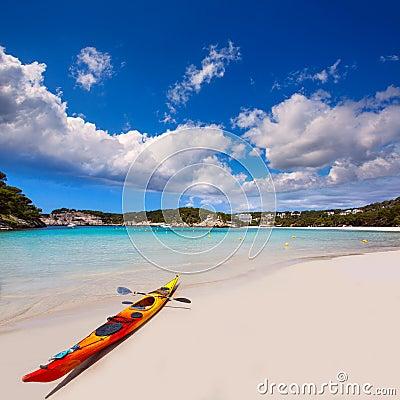 Free Menorca Cala Galdana Beach In Ciutadella At Balearic Stock Photos - 35147413
