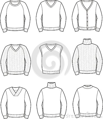 Free Mens Jumpers Stock Photo - 31402770