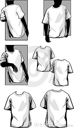 Free Mens T Shirts Royalty Free Stock Photos - 10298088