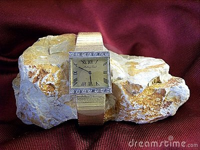 Mens Watch Rare Mathey Tissot Editorial Photo