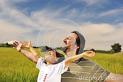 Menschliche Freiheit, Glück in der Natur