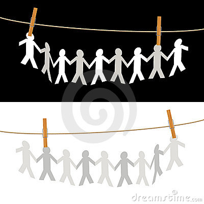 Mensen op kabel