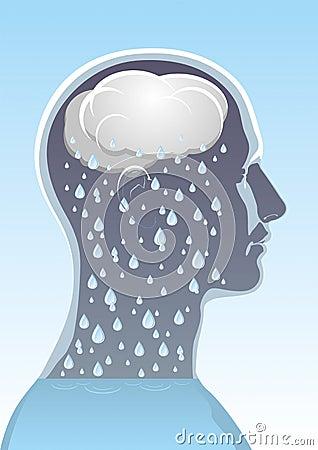 Mental health. Headache