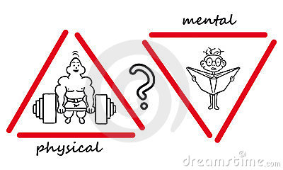 Mental or physical