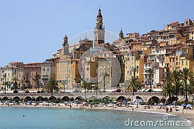 Menton - Cote d Azur - French Riviera