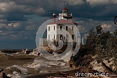 Mentor Headlands Lighthouse