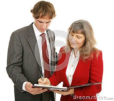 Mentor Series - Boss Signs