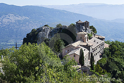 Mentorella sanctuary