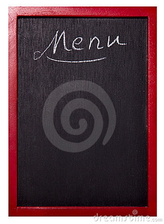 Menu Obrazy Royalty Free - Obraz: 21960809