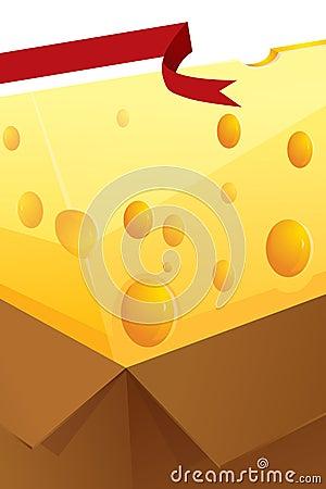 Menu Cheese Template