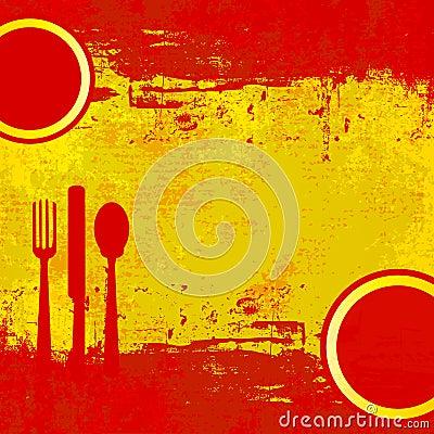 Menu espanhol