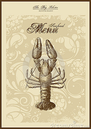 Menu series: fish and seafood