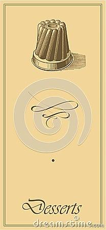 Menu1 - Desserts Page