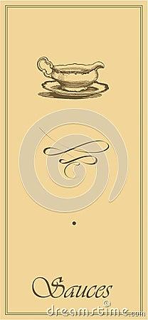 Menu1 - Sauces Page