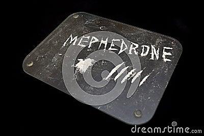 Mephedrone drug