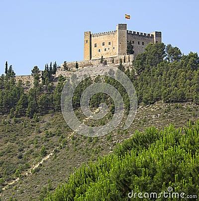 Mequinenza Castle - Spain