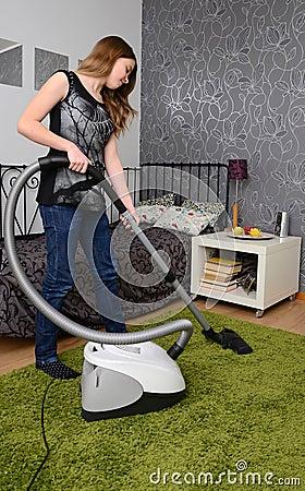 Mer cleaner tonåringvakuum