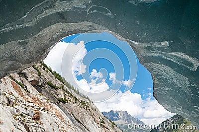 Mer de Glace, Mont Blanc