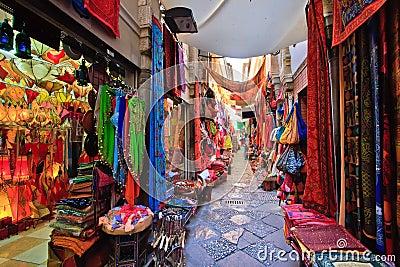 Mercado en Granada