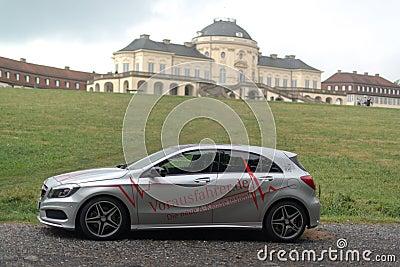 Mercedes Benz A-Class Editorial Stock Image