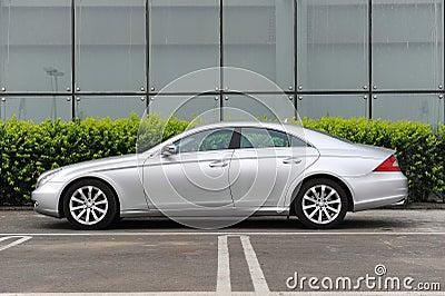 Mercedes-Benz CLS-Class Editorial Photography