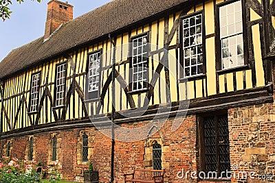 The Merchant Adventurer s Hall - 1357, York, England