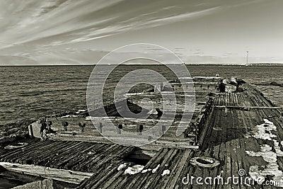 Merchant Ship wrack