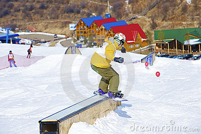 Mercur slope style Editorial Stock Image