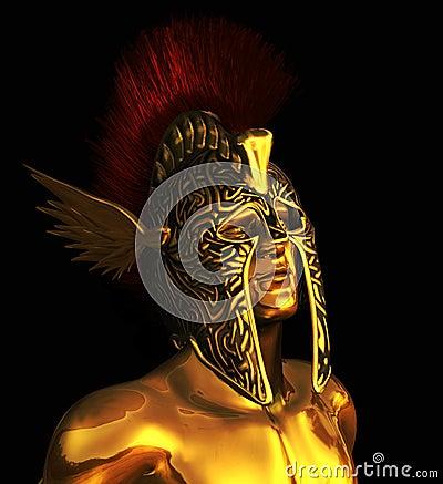 hermes bags sale - Mercury Messenger Of The Gods Stock Image - Image: 24791261